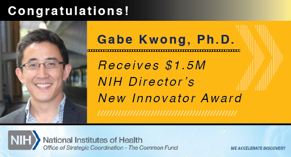 LSI wins $1.5M NIH Director's New Innovator Award