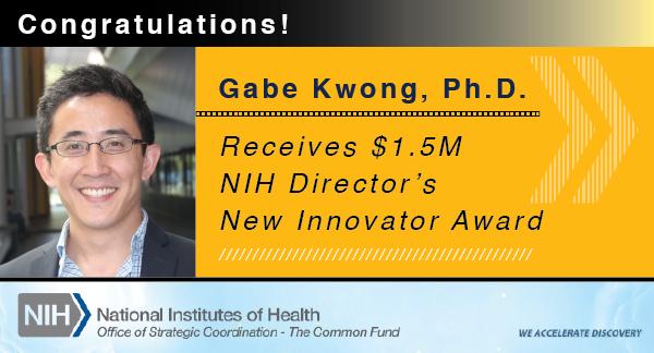 LSI wins $1.5M NIH Director's New Innovator Award