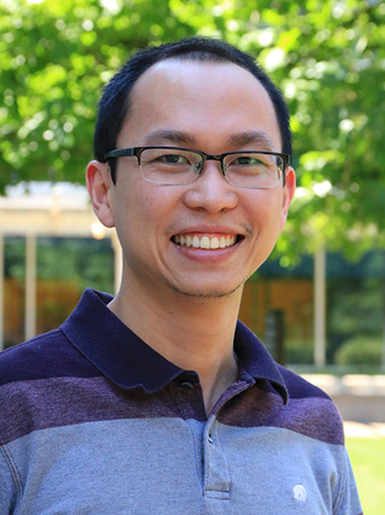 Quoc Mac awarded NSF Fellowship