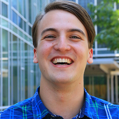 Brandon Holt awarded NSF Graduate Fellowship