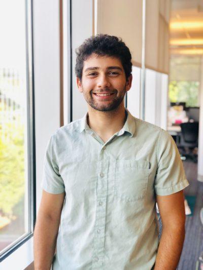 LSI welcomes graduate student Ali Zamat