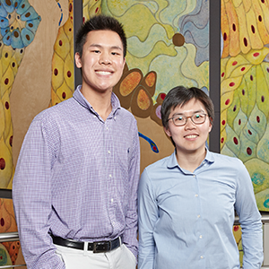 Kevin Tao and Fang-Yi Su selected for the Petit Scholars Program 2020