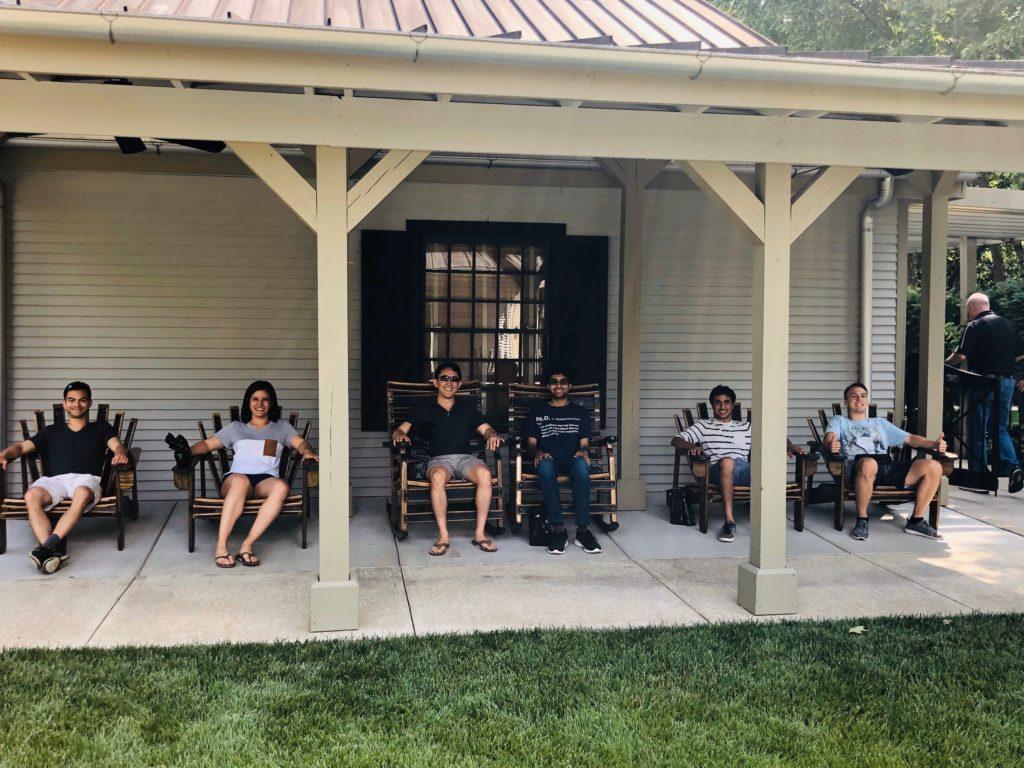 Lab Retreat, Lynchburg, TN, 2019