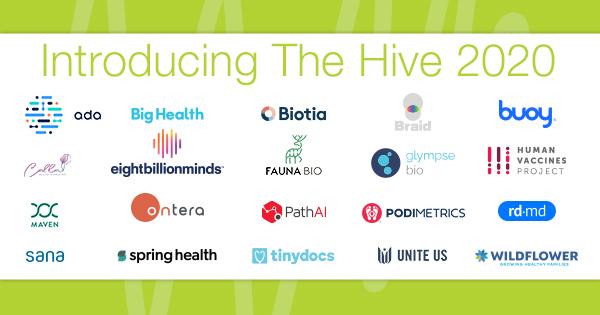 Gabe Kwong named a 2020 TEDMED Hive Innovator