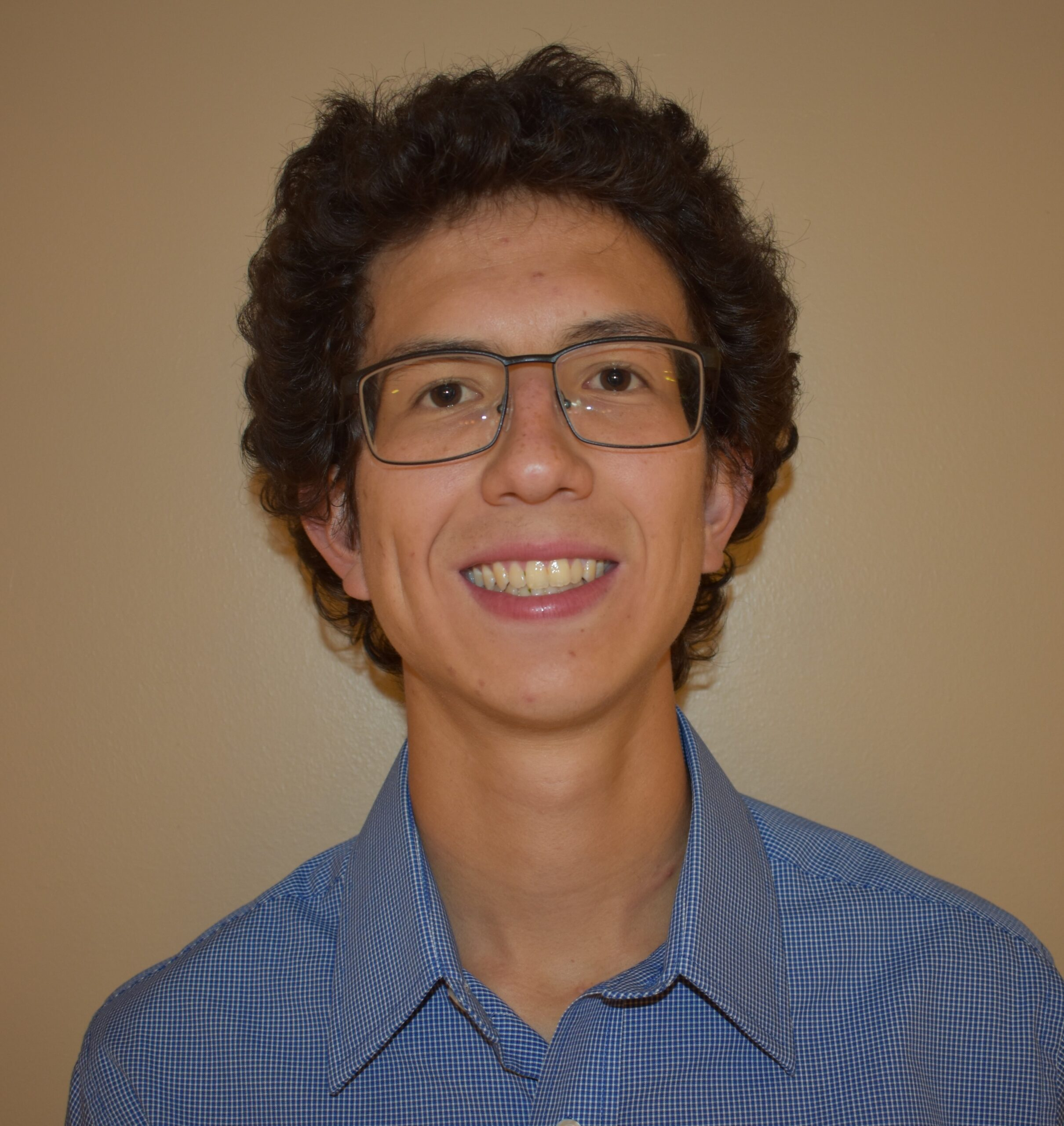 LSI welcomes graduate student Aaron Silva Trenkle