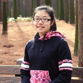 "LSI welcomes graduate student Zizhen ""Jane"" Zha"